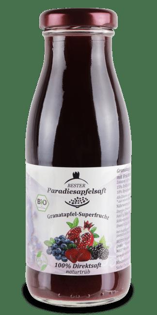 Granatapfel- Superfrucht